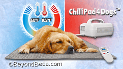 ChiliPad4Dogs™ Cooling and Heating Pad