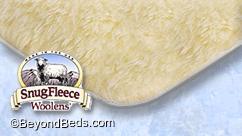 Wool Mattress Pads