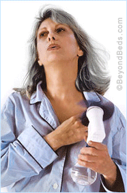 menopause hot flashes and night sweats